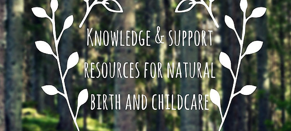 Knowledge and Support Resources for Natural Birth and Childcare