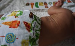Secondhand Cloth Diaper Style: The Very Hungry Caterpillar