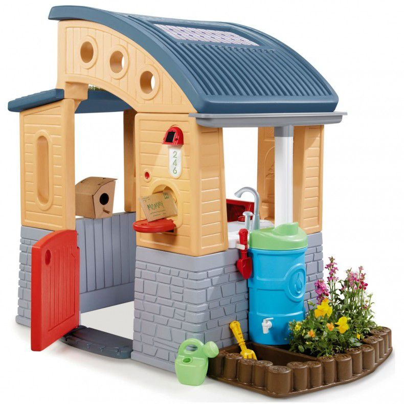 little tikes go green playhouse eco-friendly baby products shopping at Target
