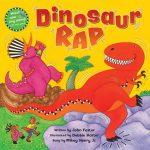 barefoot books dinosaur rap book Christmas Tiny Green Earthling