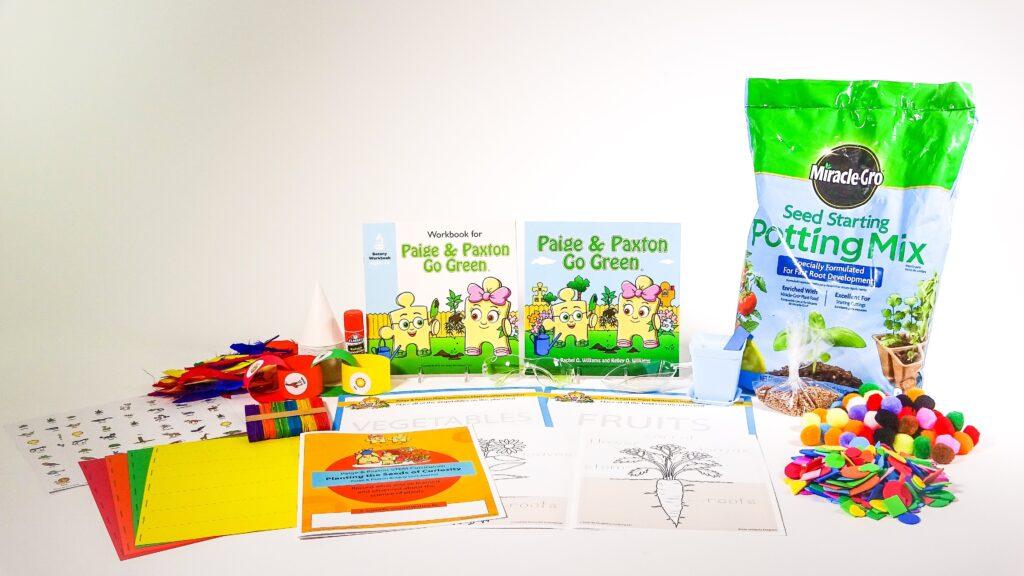Botany and Ecology Kit - Blue Studios - STEM - Science