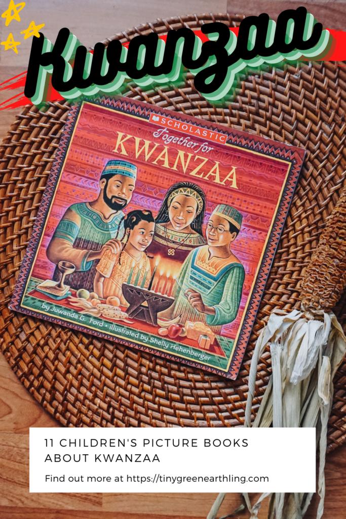 Children's Books About Kwanzaa