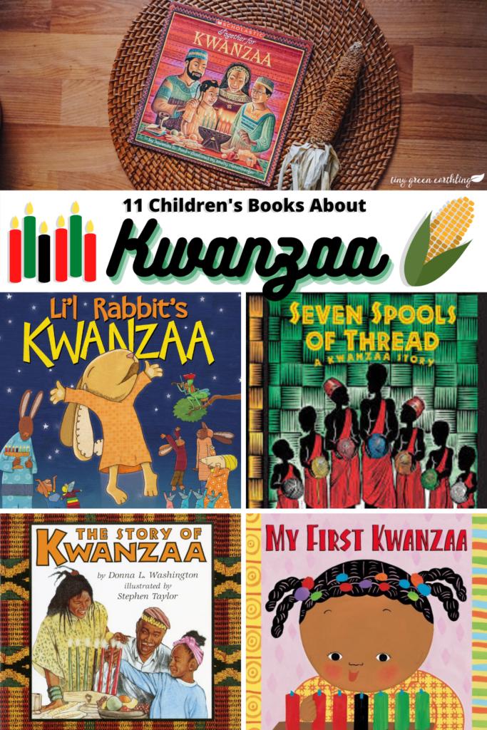 Kwanzaa Books - Children's Picture Books