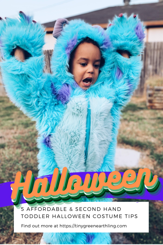 tiny green earthling - affordable & second hand halloween costumes