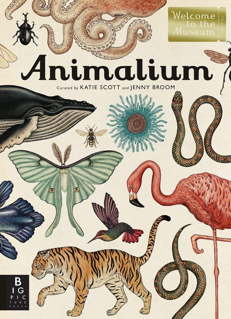 Animalium - Welcome to the Museum