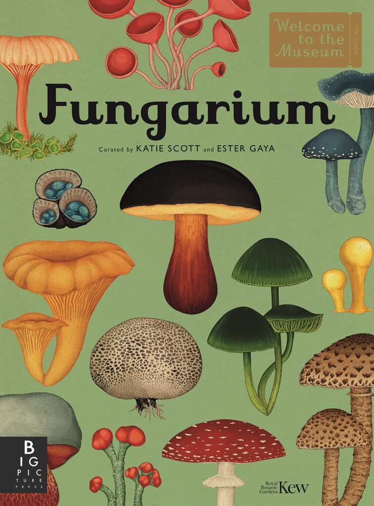 Fungarium - Welcome to the Museum
