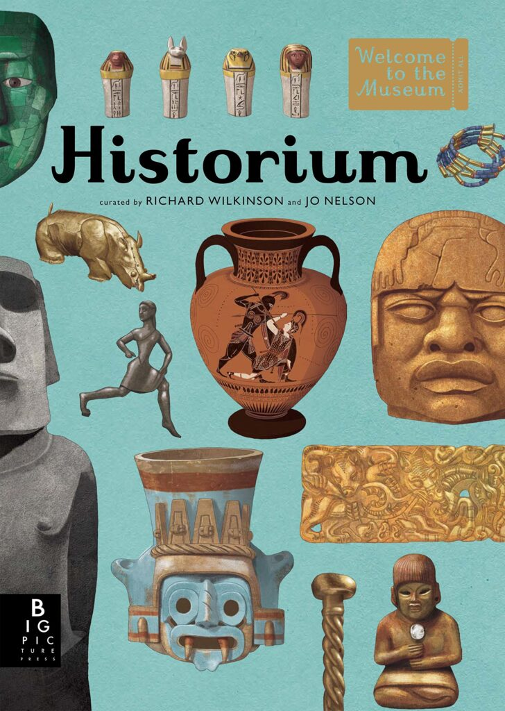 Historium - Welcome to the Museum