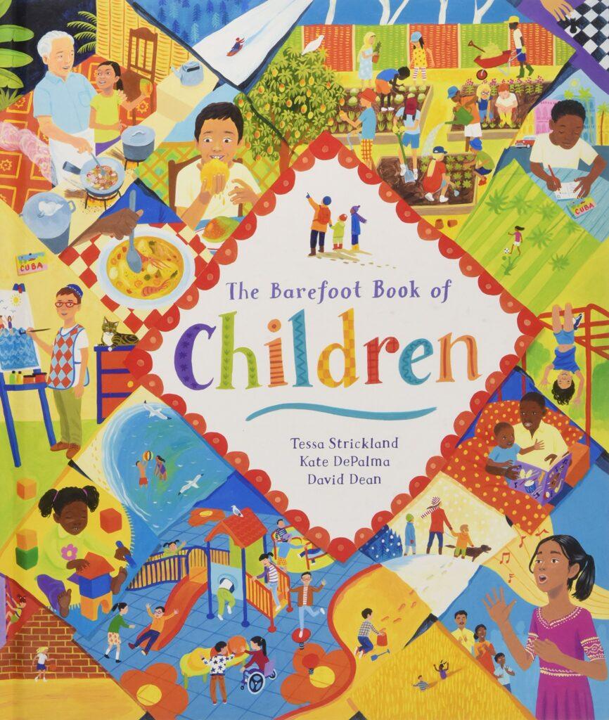 The Barefoot Book of Children - homeschool library