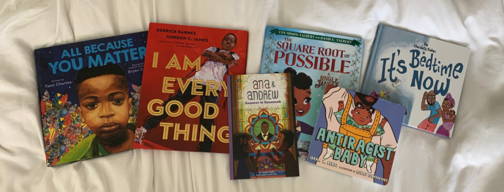 Children's books by Black Authors